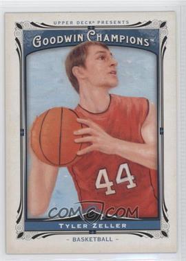 2013 Upper Deck Goodwin Champions #165 - Tyler Zeller