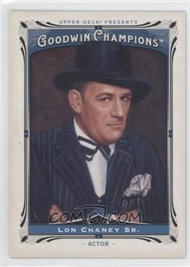 2013 Upper Deck Goodwin Champions #176 - Lon Chaney Sr.