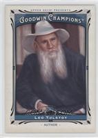 Leo Tolstoy (Vertical)