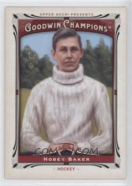 2013 Upper Deck Goodwin Champions #196 - Hobey Baker