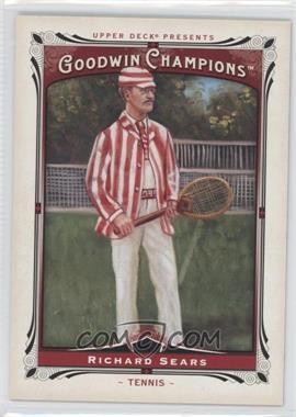 2013 Upper Deck Goodwin Champions #201 - Richard Sears