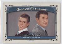 Sidney Crosby, Mario Lemieux (Horizontal)