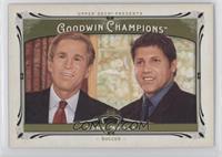 Tony Meola, George W. Bush (Horizontal)