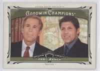 Tony Meola, George W. Bush (Horizontal)