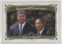 Bill Laimbeer, Barack Obama (Horizontal)