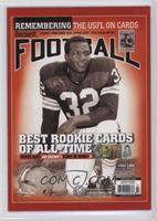 Jim Brown (Baseball Card Exchange Back) /500