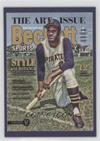 Roberto Clemente (Steel City Collectibles Back) /500