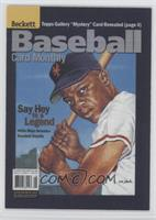 Willie Mays (Legacy Sports Cards Back)