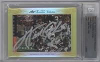 Walter Payton, Red Grange /1 [BGS AUTHENTIC]
