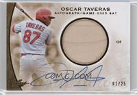 Oscar Taveras /25