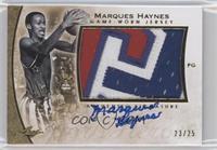 Marques Haynes /25