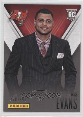 2014 Panini Father's Day - [Base] #52 - Mike Evans /599
