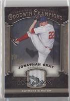 Jonathan Gray /25