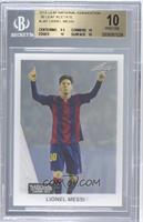 Lionel Messi [BGS10]
