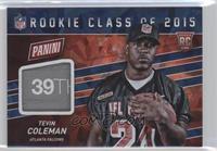Tevin Coleman /25