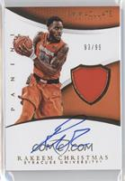 Basketball - Rakeem Christmas /99