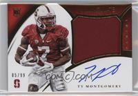 Rookie - Ty Montgomery /99