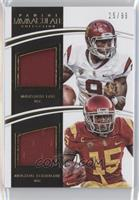 Nelson Agholor, Marqise Lee /99