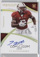 Rookie Autographs - Ty Montgomery /25