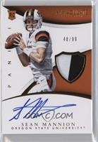 Rookie - Sean Mannion /99