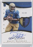 Rookie - Brett Hundley /99