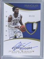 Basketball - Justise Winslow /99