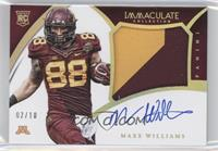 Rookie - Maxx Williams /10
