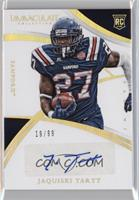 Collegiate Rookie Autographs - Jaquiski Tartt /99