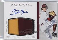 Baseball Materials Signatures - Brett Lilek /99