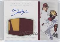 Baseball Materials Signatures - Brett Lilek /25