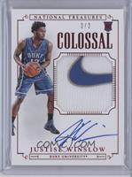 Basketball - Justise Winslow /2