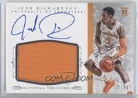 Basketball Materials Signatures - Josh Richardson /99