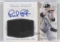 Baseball Materials Signatures - Philip Pfeifer /99