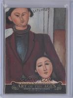Amedeo Modigliani (Jacques and Berthe Lipchitz) /1