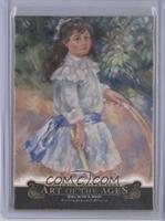 Pierre-Auguste Renoir (Girl with a Hoop) /1