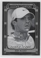 Black and White Portraits - Rory McIlroy