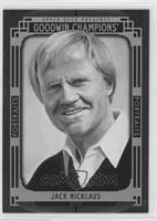 Black and White Portraits - Jack Nicklaus