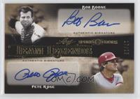 Bob Boone, Pete Rose /25