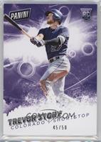 Rookie - Trevor Story /50