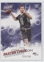 Rookie - Paxton Lynch /599