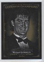 Black & White - Mario Lemieux