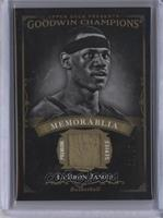 LeBron James #12/25
