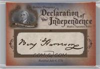 Benjamin Harrison /76