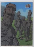 Tier 1 - Moai