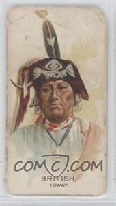 1888 Allen & Ginter Celebrated American Indian Chiefs Tobacco N2 #NoN - British