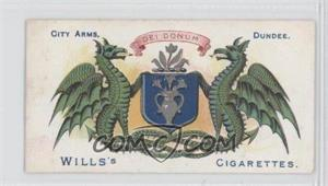 1904 Wills Borough Arms Tobacco [Base] #38 - Dundee