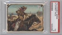 A Cowboy Race [PSA3]