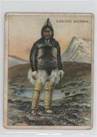 Eskimo Woman [Poor to Fair]