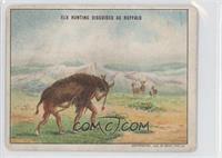Elk Hunting Disguised as Buffalo [GoodtoVG‑EX]