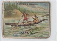 Salmon Fishing on Columbia River [Poor]